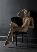 light and rest artistic nude artwork by photographer alan h bruce