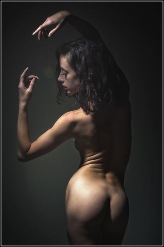 light and shadows artistic nude photo by photographer magicc imagery