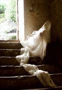 light chapel prosternation artistic nude photo by photographer joseph auquier
