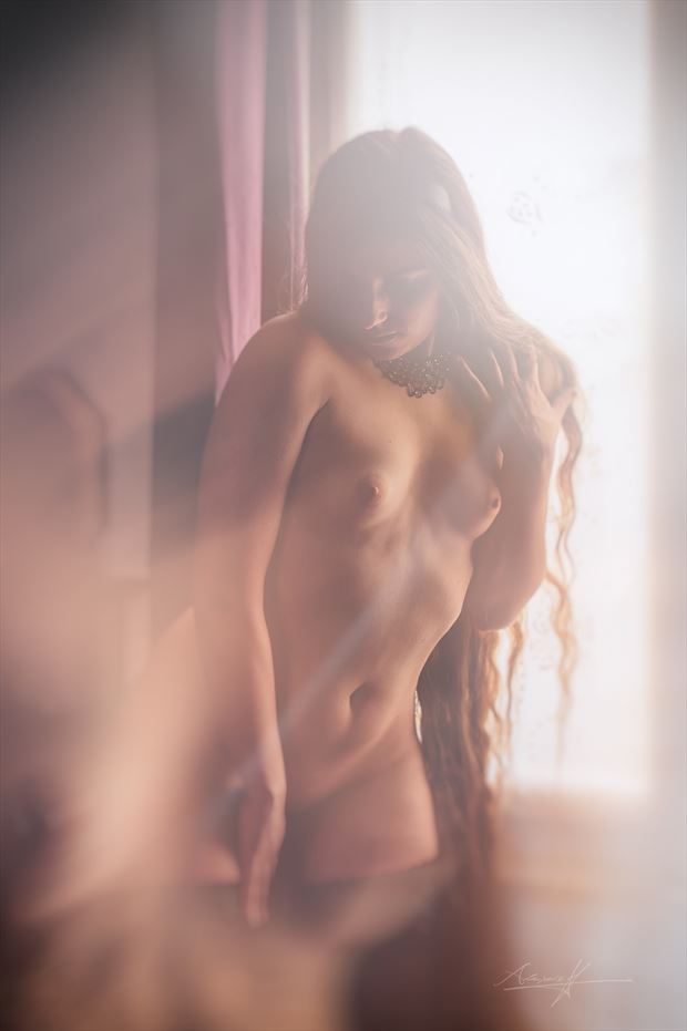 light her hard artistic nude photo by photographer alexiel