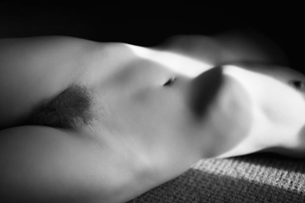 light shadows artistic nude artwork by photographer neilh