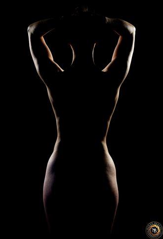 lights shape artistic nude photo by photographer nakedbeauty