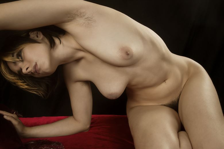 lilith artistic nude photo by photographer mykel