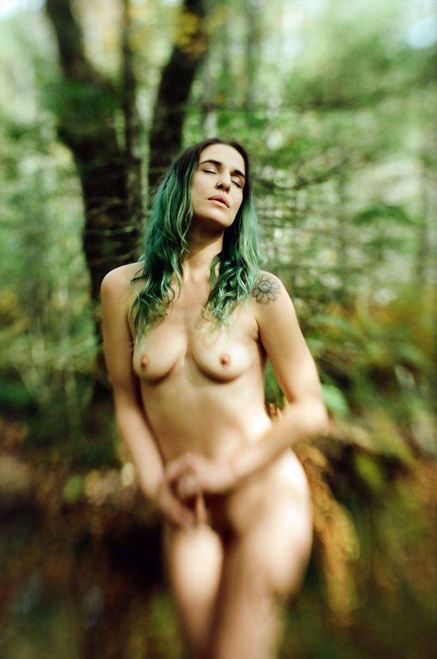 lilith on 35mm cinestill 50d artistic nude photo by photographer autumnbearphoto