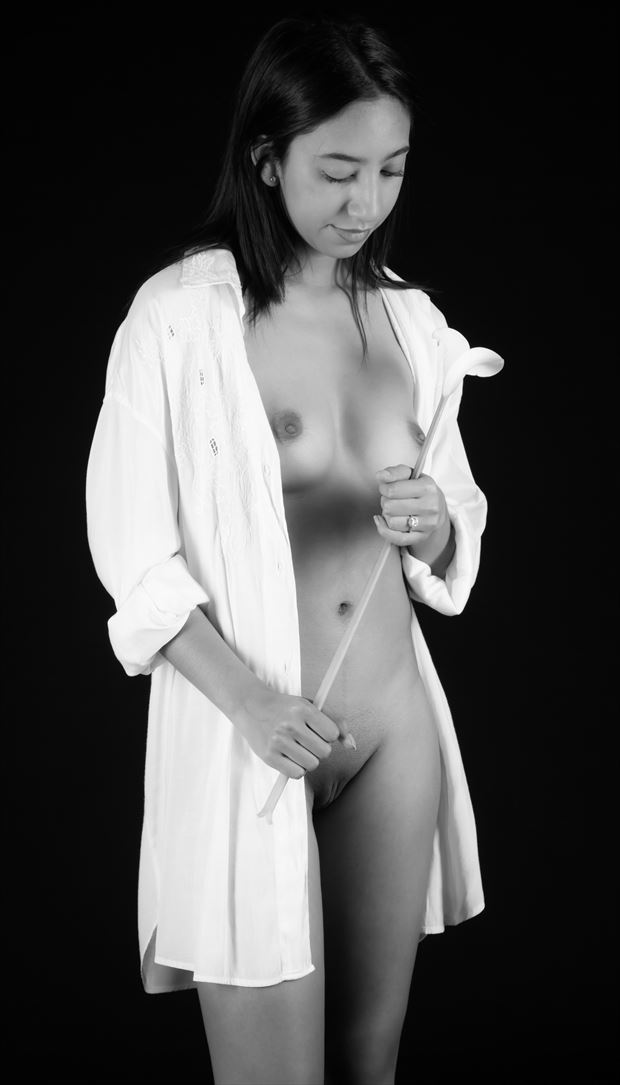 lilly artistic nude photo by photographer allan taylor
