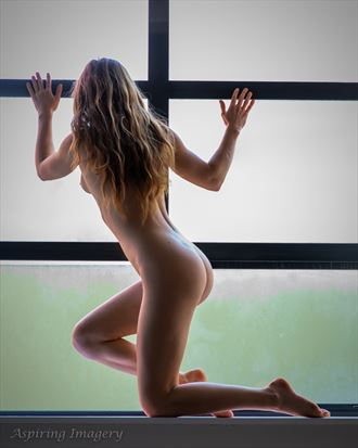 line and form artistic nude photo by photographer aspiring imagery