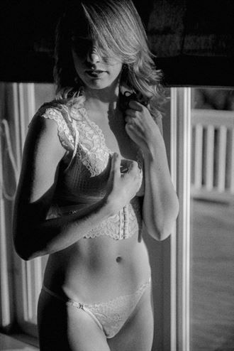 lingerie alternative model photo by model k ferguson