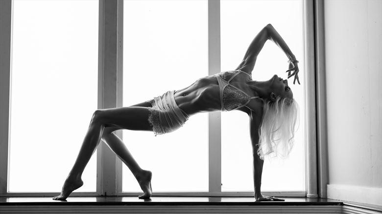 lingerie erotic artwork by photographer avery boudoir