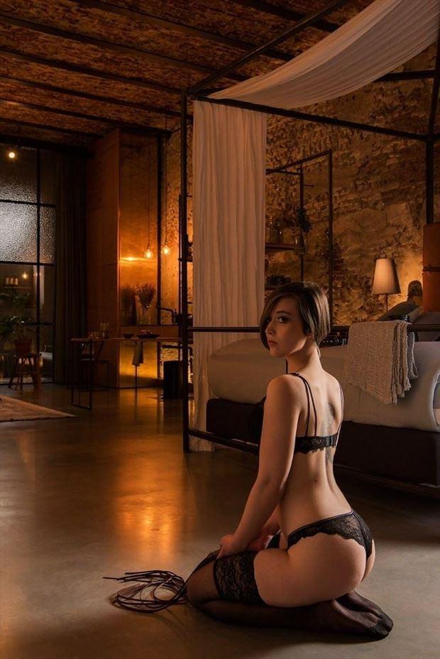 lingerie erotic photo by model j k model
