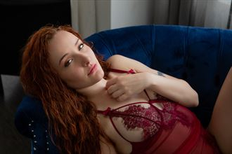 lingerie erotic photo by photographer eric upside brown