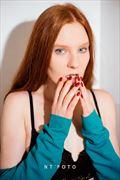 lingerie fashion photo by model jessica lynette
