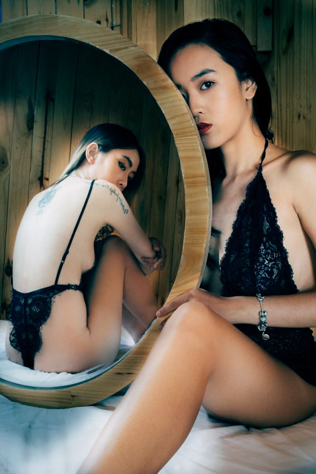 lingerie figure study photo by photographer kerrio us