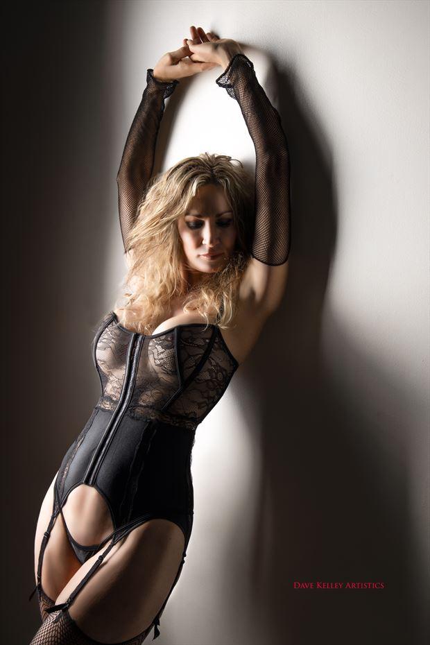 lingerie glamour photo by model sirsdarkstar