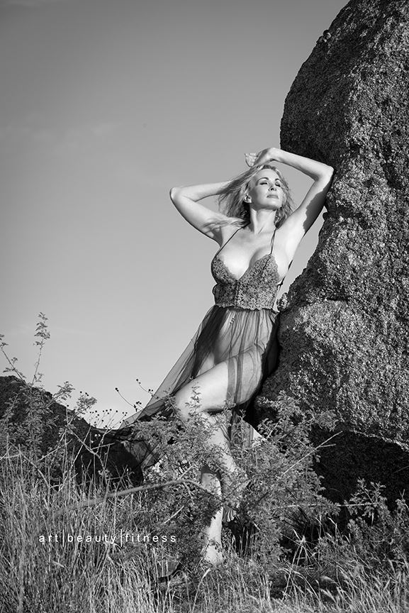 lingerie nature photo by model sirsdarkstar