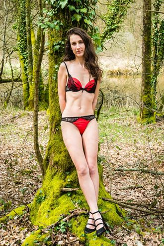lingerie nature photo by photographer cuthbert