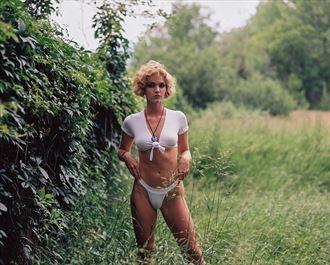lingerie nature photo by photographer ellefish