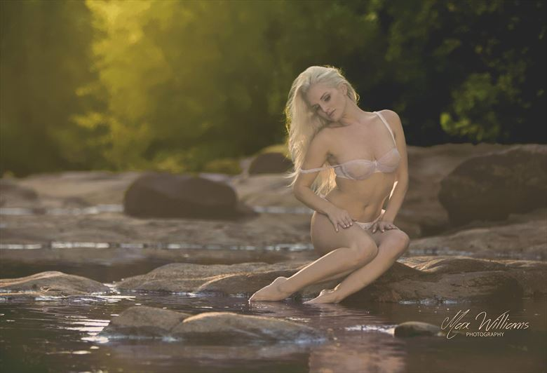 lingerie nature photo by photographer max williams