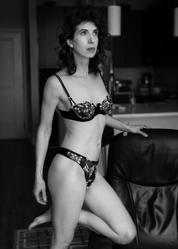 lingerie photo by model carma