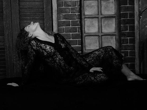 lingerie photo by model madeline reynolds