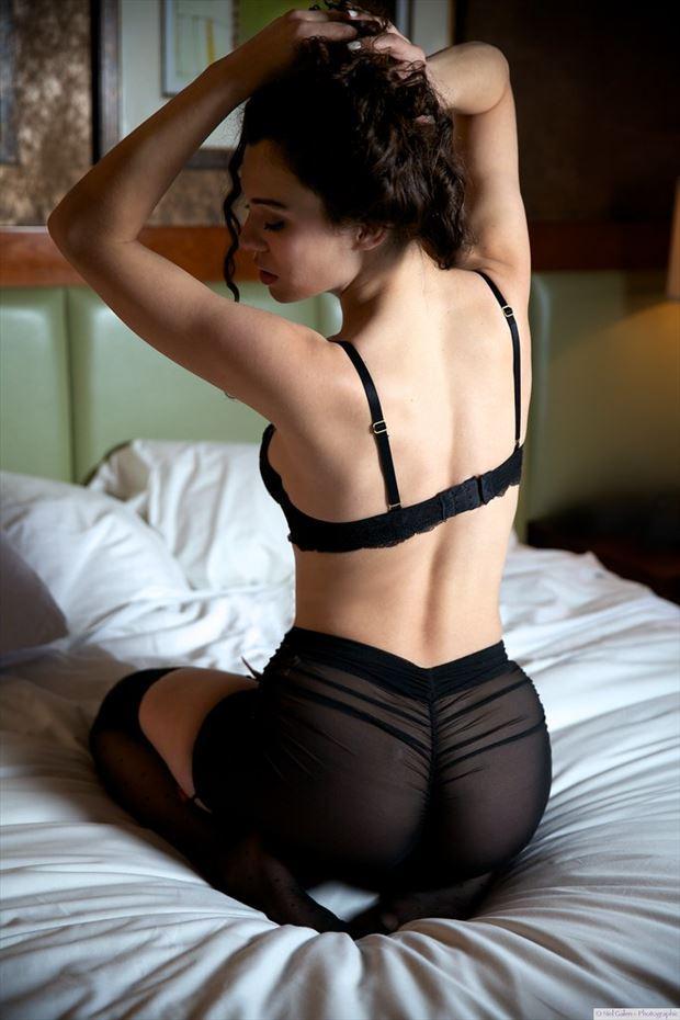 lingerie photo by model nadinetheresastevens
