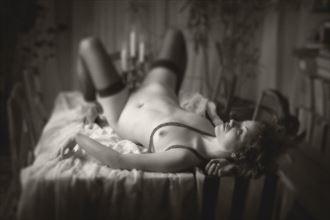 lingerie retro photo by artist sol lang