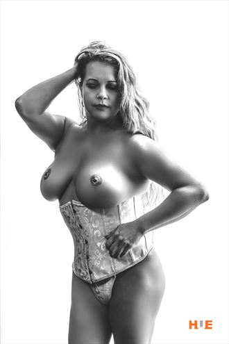 lingerie sensual photo by model angela mathis