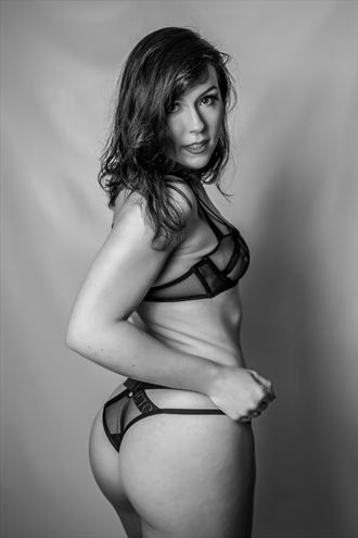 lingerie sensual photo by model estherdresden