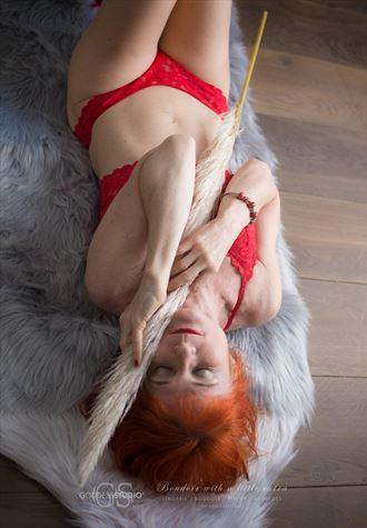 lingerie sensual photo by model laura artist bristol
