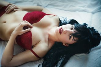 lingerie sensual photo by model miss lni