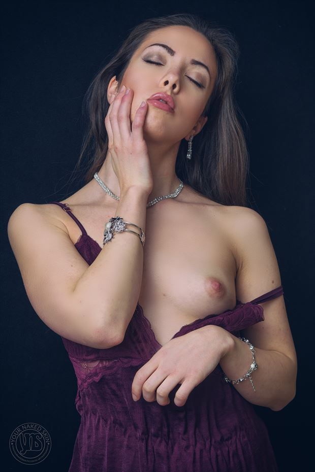 lingerie sensual photo by photographer your naked skin