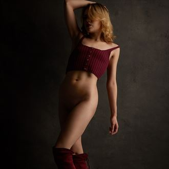 lingerie studio lighting photo by photographer renimagines
