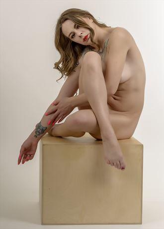 lintendo iv artistic nude artwork by photographer photo kubitza