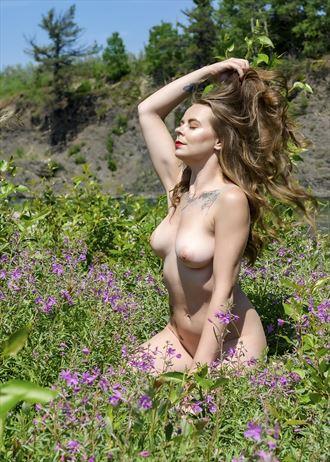 lintendo xi artistic nude artwork by photographer photo kubitza
