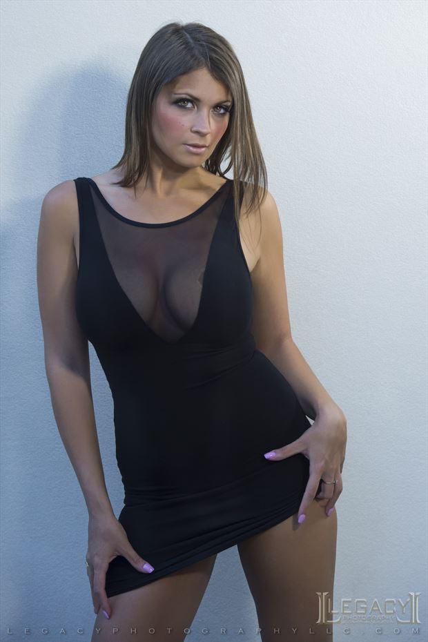little black dress sensual photo by photographer legacyphotographyllc