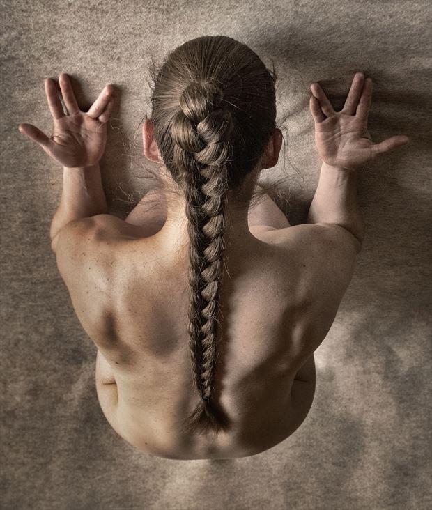 live long and prosper sensual photo by photographer rick jolson