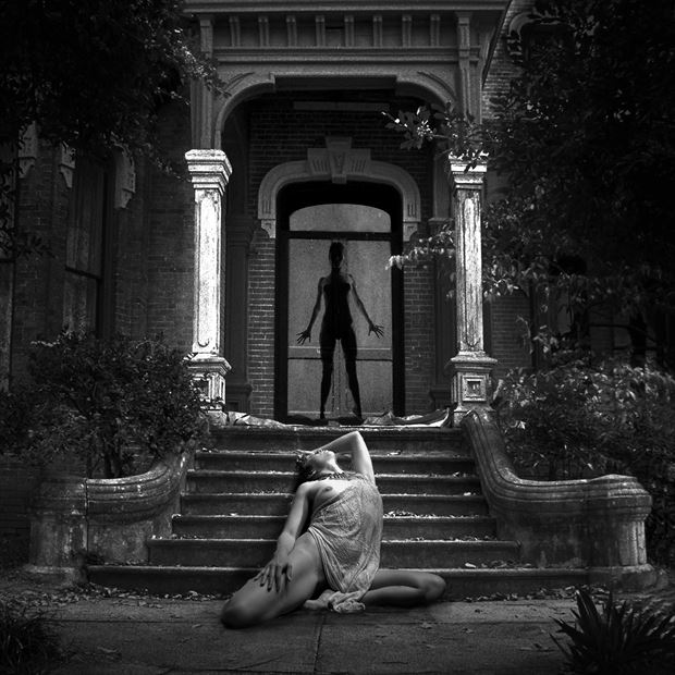 locked out fantasy photo by artist jean jacques andre