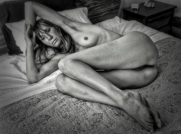 long legs artistic nude photo by photographer dvan