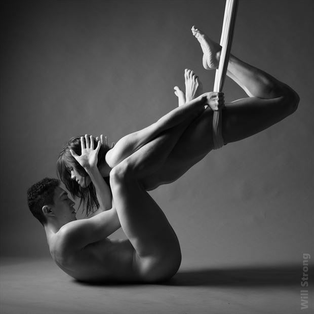 longing sensual photo by model ariambigous