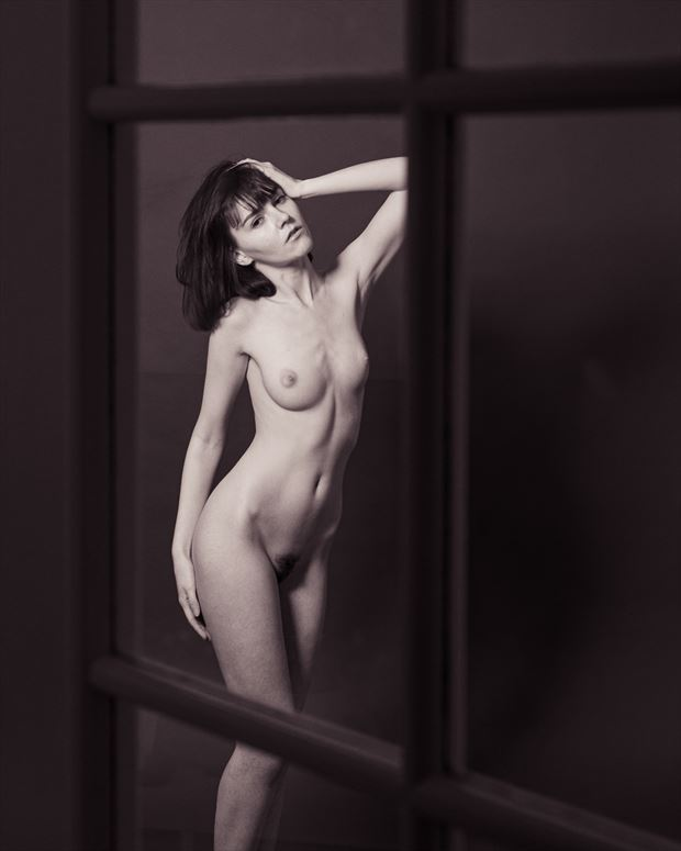 look at me artistic nude photo by photographer proton