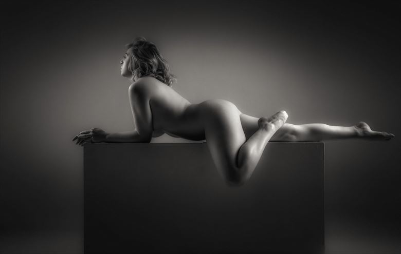 looking out artistic nude artwork by photographer neilh