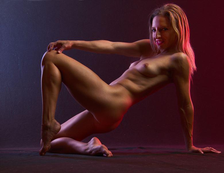 lora artistic nude photo by photographer foaks