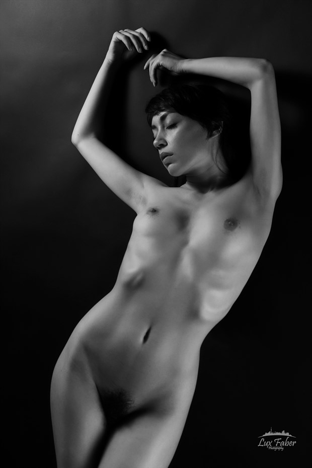 lost it to trying Artistic Nude Photo by Model rebeccatun