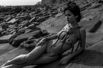 lounging in the 8 armed bikini artistic nude photo by photographer bmorrisphoto