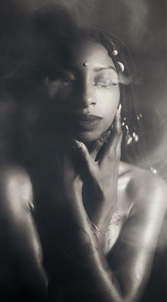 lucid dreamin artistic nude photo by model thenudealien