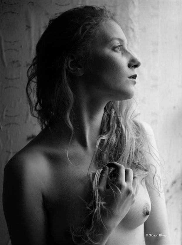 lulu artistic nude photo by photographer gibson