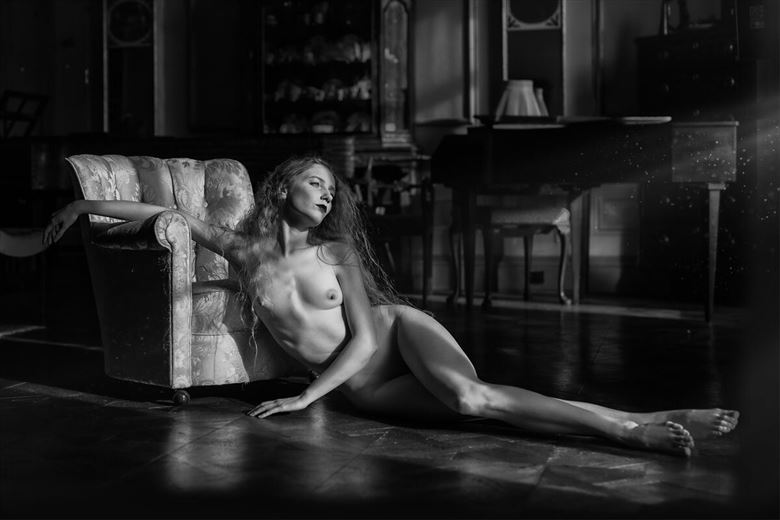 lulu lockhart artistic nude photo by photographer marc ayres