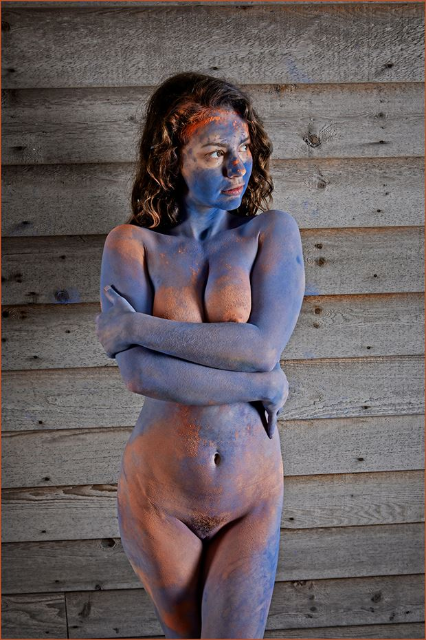 lunavalore in color artistic nude photo by photographer dpaphoto