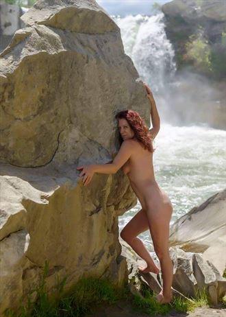 lundbreck i artistic nude photo by model tigg
