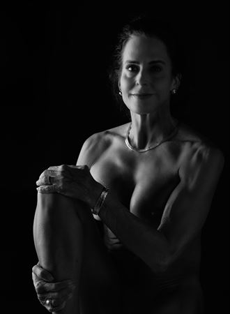 m in the shadows artistic nude photo by photographer reimaginemestudios