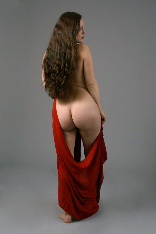 madeleine kallipygos artistic nude photo by photographer anders bildmakare